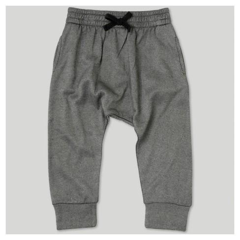 Toddler Boys Afton Street Jogger Pants Charcoal Heather Target