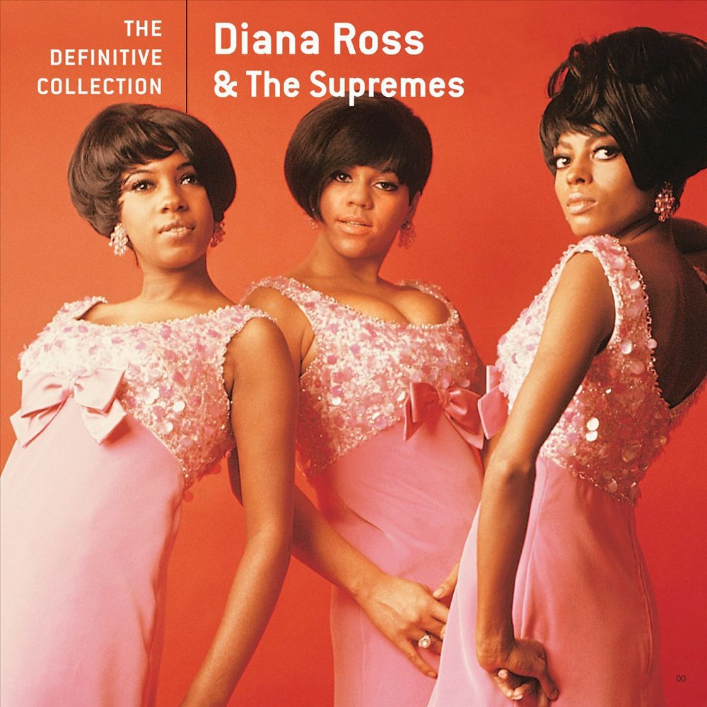 Diana & The Su Ross - Definitive Collection (CD)