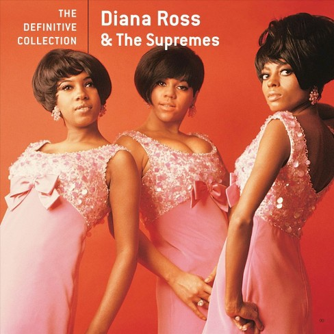 Diana & the su ross - Definitive collection (CD) - image 1 of 1