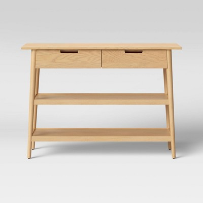Ellwood Wood Console Table with Drawers - Project 62™