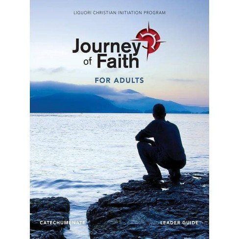 Journey of Faith for Adults, Catechumenate Leader Guide - (Spiral_bound) - image 1 of 1