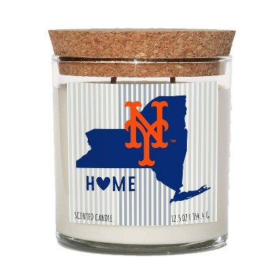 MLB New York Mets Home State Candle