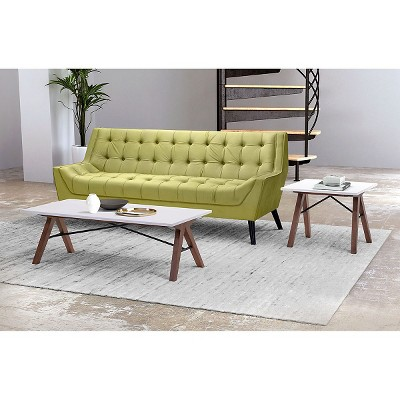 Saw-Horse Style Mid-Century Modern Collection - ZM Home