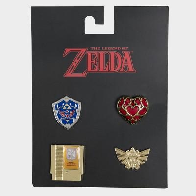 e38e47db0a00 Nintendo Pin Set - Zelda
