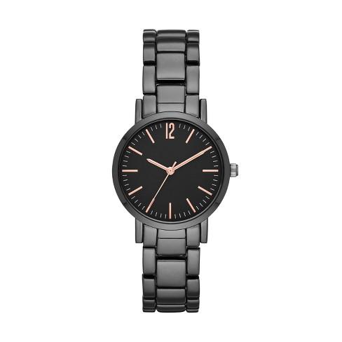 Women's Bracelet Watch - A New Day™ Gray - image 1 of 1