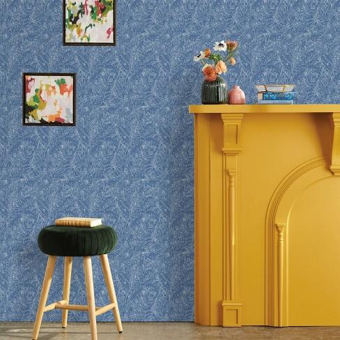 Jungle Animals Peel Stick Wallpaper Opalhouse Target