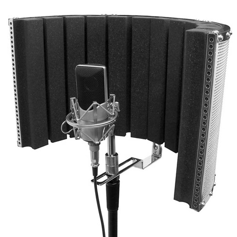 On-Stage ASMS4730  Isolation Vocal Shield - image 1 of 6