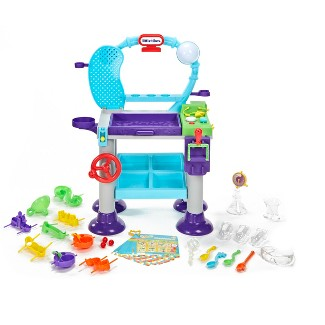 Little Tikes STEM Junior Wonder Lab Toy with Experiments for Kids