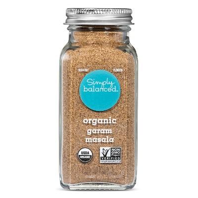 Organic Garam Masala - 3oz - Simply Balanced™