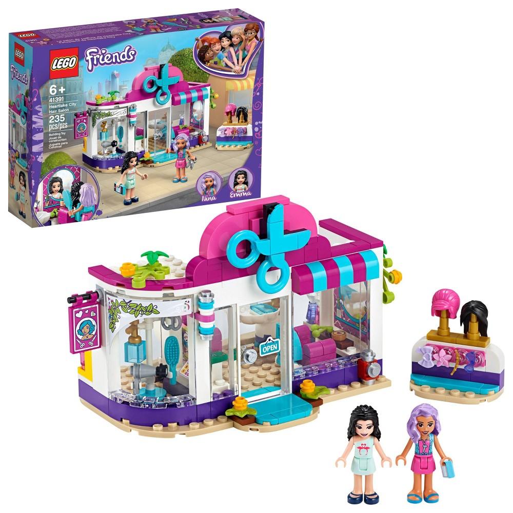 Lego Friends Heartlake City Hair Salon Building Kit 41391