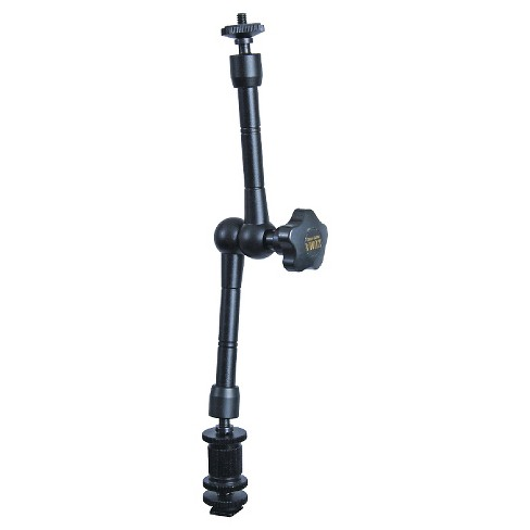 Zuma 13.5 Inch Articulating Friction Arm Lighting Stand - Black (Z-FA13) - image 1 of 2