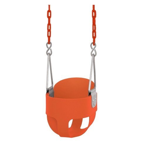 Swingan Toddler and Baby Swing - Orange - image 1 of 2
