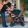 Joovy Caboose Too Graphite Stand-On Tandem Stroller - image 4 of 4