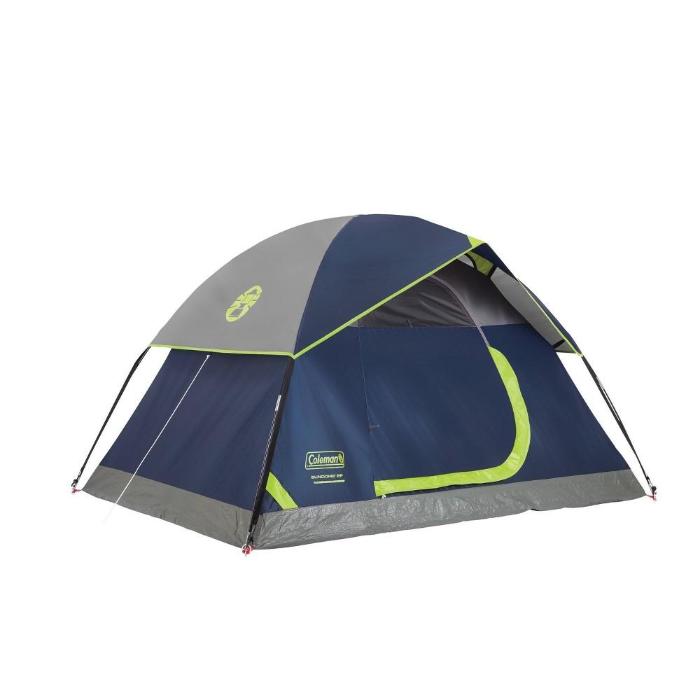 Coleman Sundome 2 Person Dome Tent Navy