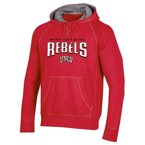 NCAA UNLV Rebels Men's Cotton Hoodie - image 1 of 2