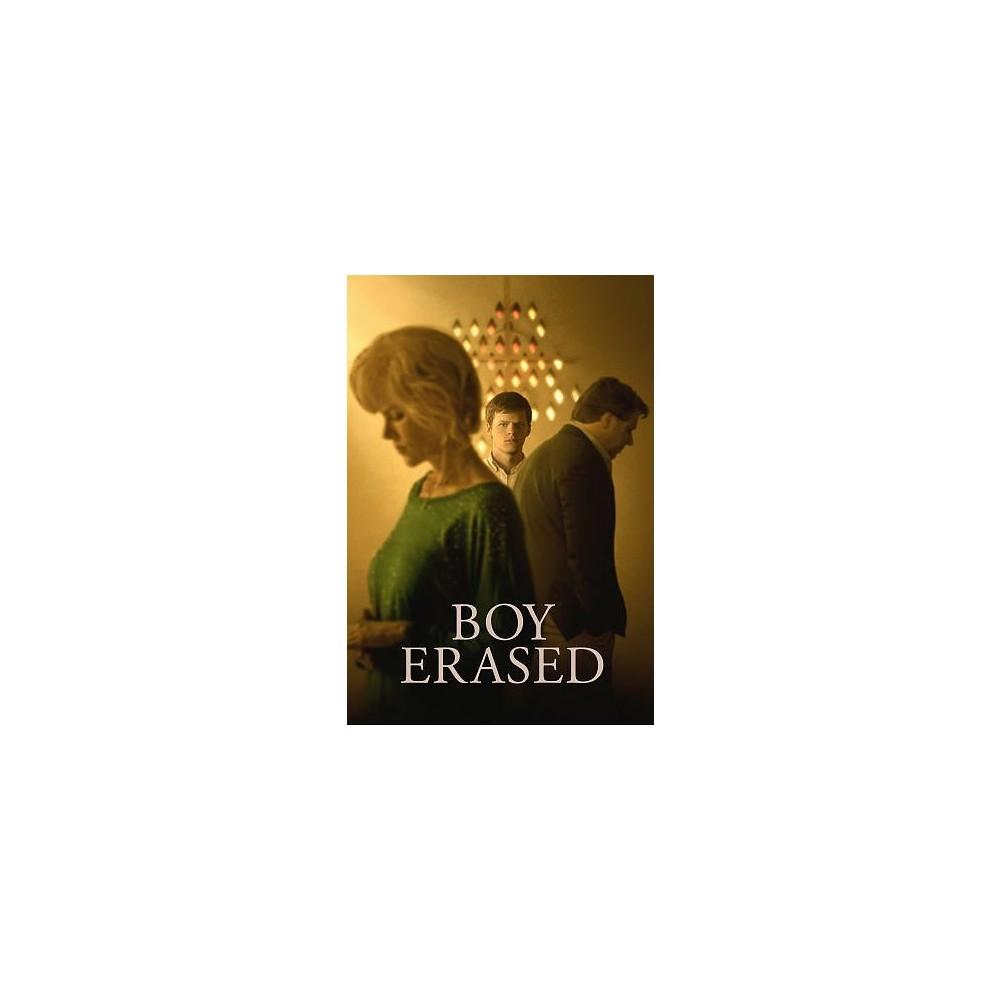 Boy Erased (Dvd), Movies Boy Erased (Dvd), Movies