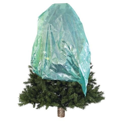 simple living innovations disposable christmas tree trash bag target - Christmas Tree Garbage Bag
