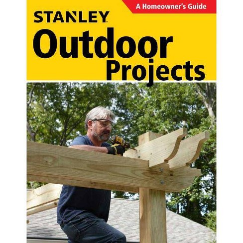 Outdoor Projects - by  David Schiff (Paperback) - image 1 of 1