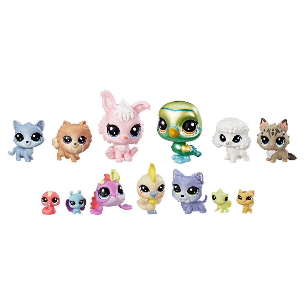 Littlest Pet Shop The Diva Squad