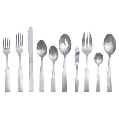 Pryce Silverware Set 45-pc. Stainless Steel - Room Essentials™