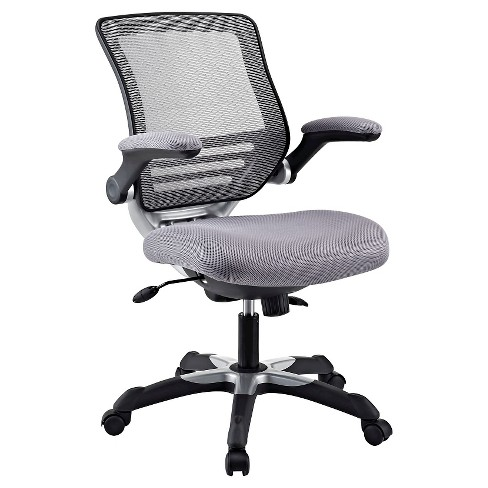 Office Chair Modway Armor Gray - image 1 of 3