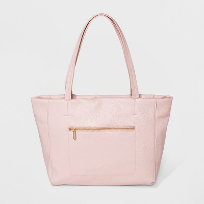 Tote Bag - A New Day™ Blush