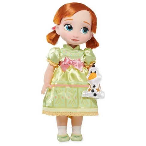 Disney Frozen 2 Animators Collection Anna Doll - Disney store - image 1 of 4