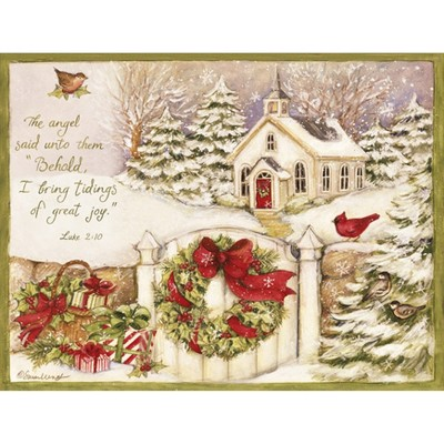 18ct Gifts of Christmas Holiday Boxed Cards