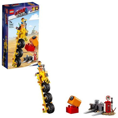 THE LEGO MOVIE 2 Emmet's Thricycle! 70823 - image 1 of 4