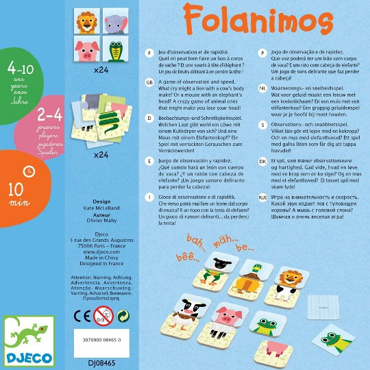 Folanimos Board Game, board games image number null