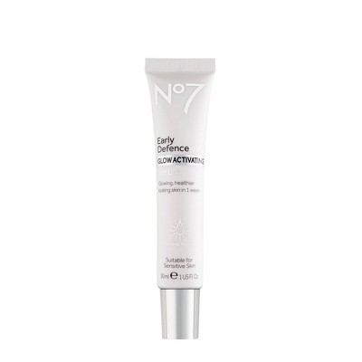 No7 Early Defence Glow Activating Serum - 1oz
