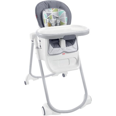 Fisher-Price 4-in-1 Total Clean High Chair - Slanted Sails