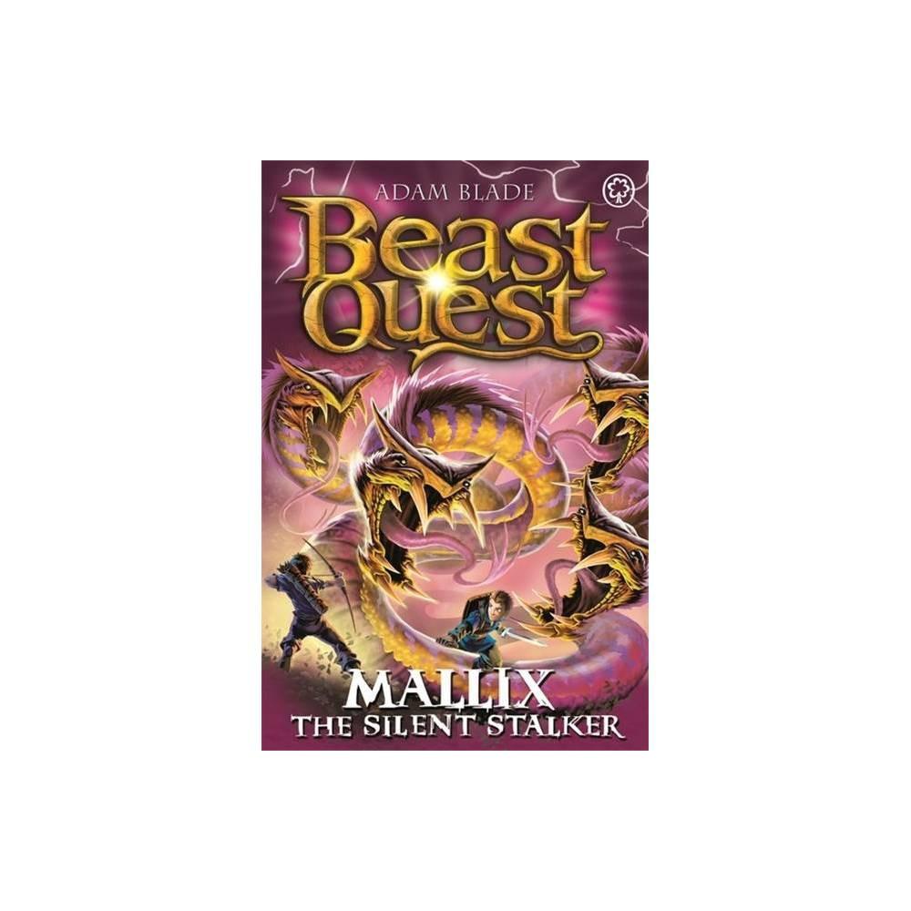 Beast Quest Mallix The Silent Stalker By Adam Blade Paperback