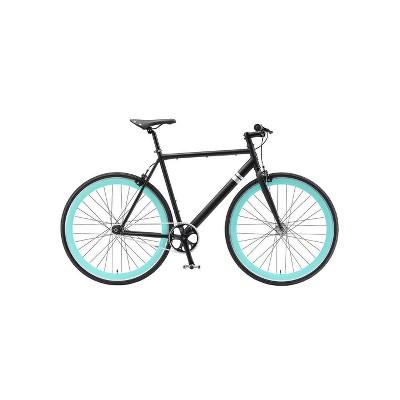 "Sole Bicycles The Foamside II Single Speed 29"" Road Bike - Black"