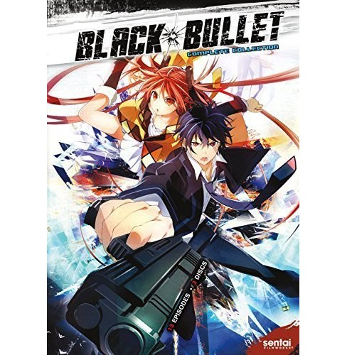 Black bullet:Complete collection (DVD) - image 1 of 1