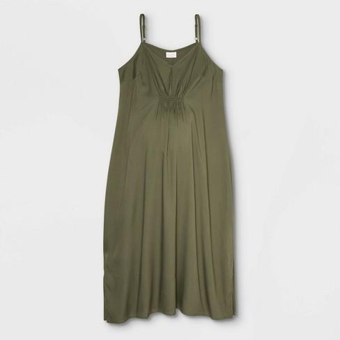 Slip Maternity Dress - Isabel Maternity by Ingrid & Isabel™ - image 1 of 2