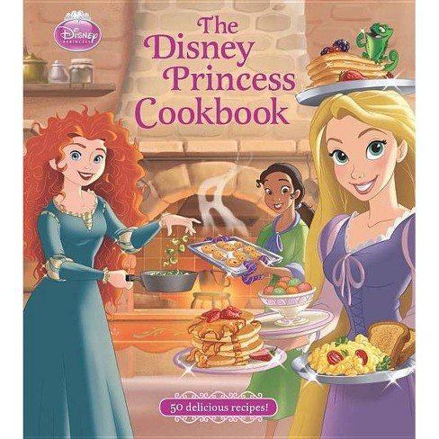 The Disney Princess Cookbook (Hardcover) by Cynthia Littlefield - image 1 of 1