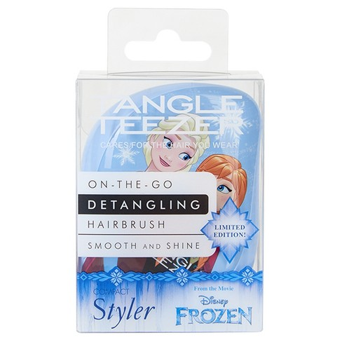 Tangle Teezer Disney Frozen Compact Styler - image 1 of 5