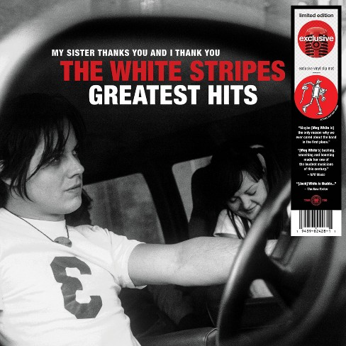 White Stripes - The White Stripes Greatest Hits (Target Exclusive, Vinyl) - image 1 of 3