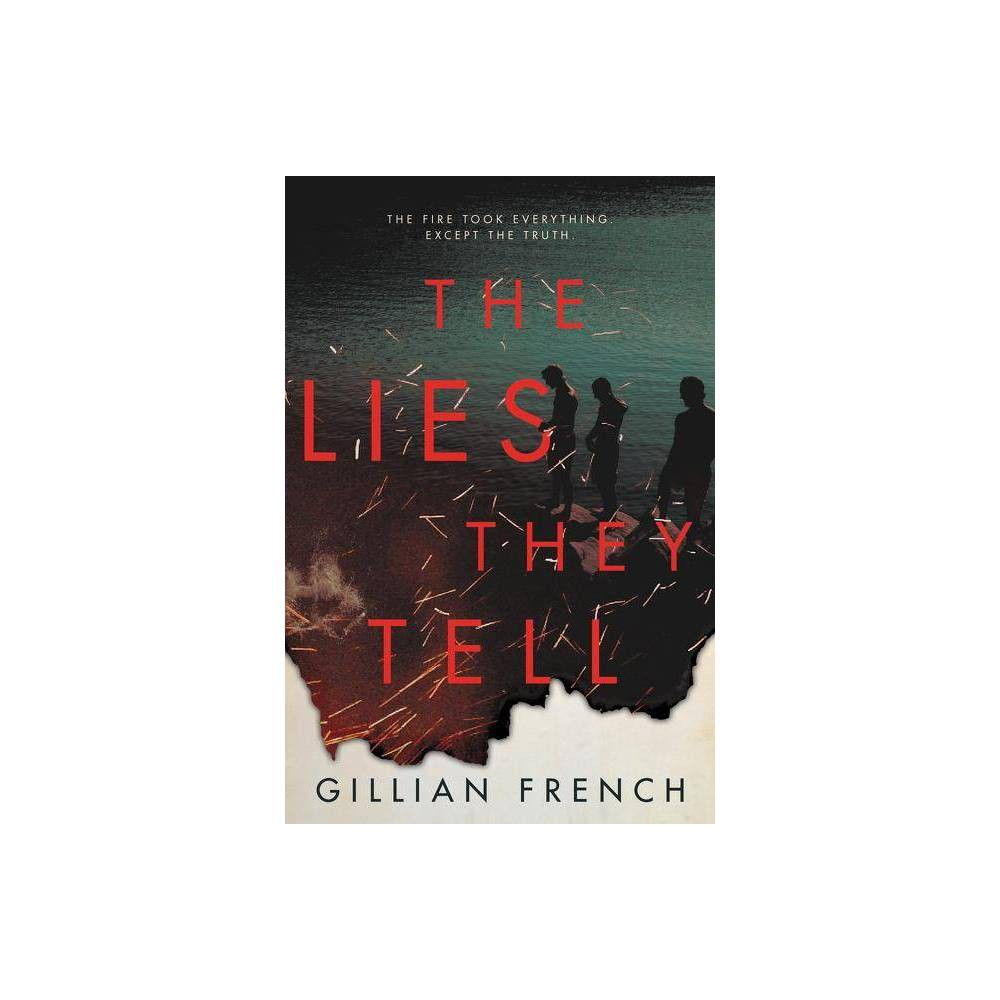 The Lies They Tell By Gillian French Paperback