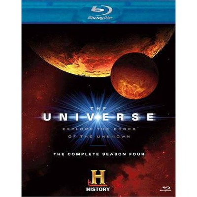 The Universe: The Complete Season Four (Blu-ray)