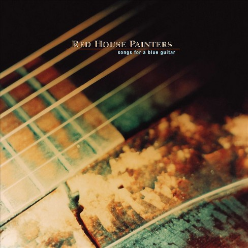 Red house painters - Songs for a blue guitar (Vinyl) - image 1 of 1