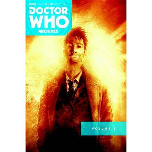 Doctor Who Archives: Tenth Doctor Omnibus, Volume 1 - by  Gary Russell & Tony Lee (Paperback) - image 1 of 1