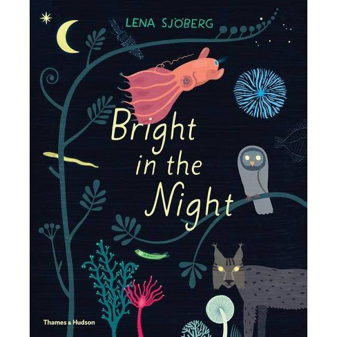 Bright in the Night - by  Lena Sjoberg (Hardcover) - image 1 of 1