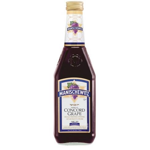 Manischewitz Concord Grape Fruite Wine - 750ml Bottle - image 1 of 1