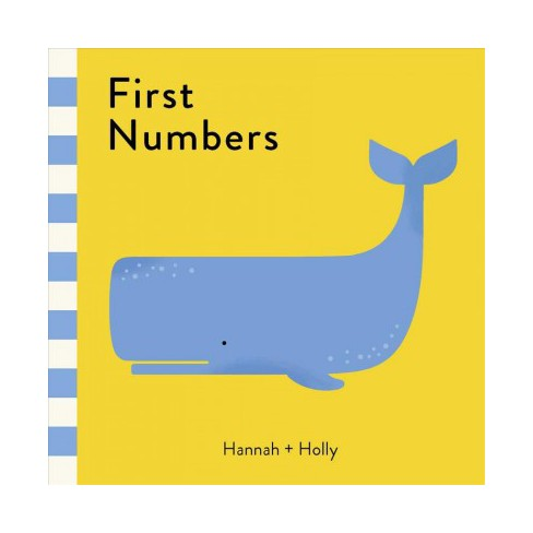 First Numbers - (Touch and Learn) by  Holly (Board_book) - image 1 of 1