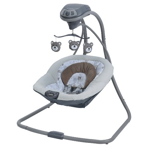 5c8c78e4a7a Graco Simple Sway Baby Swing   Target