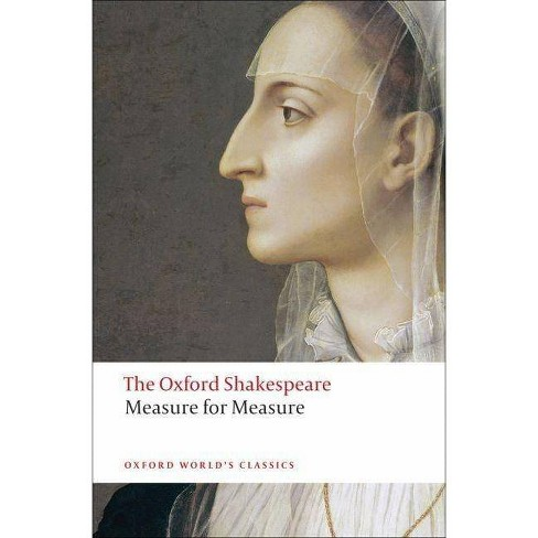 Measure for Measure - (Oxford World's Classics (Paperback)) by  William Shakespeare (Paperback) - image 1 of 1