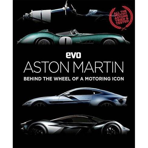 Evo: Aston Martin - (Hardcover) - image 1 of 1