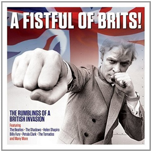Various - Fistful Of Brits (CD) - image 1 of 1